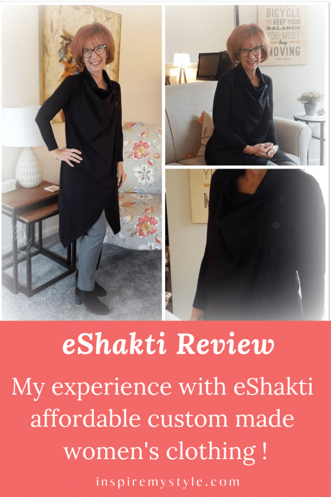 eShakti review of their custom made womens clothing