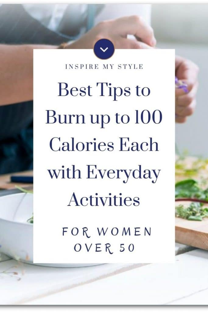 easy ways to burn calories