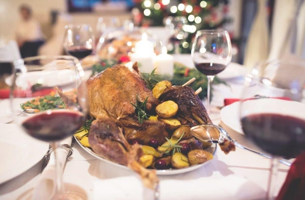 eating smart during the holidays