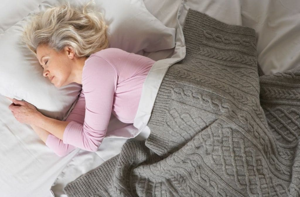 evening routine ideas for women over 50