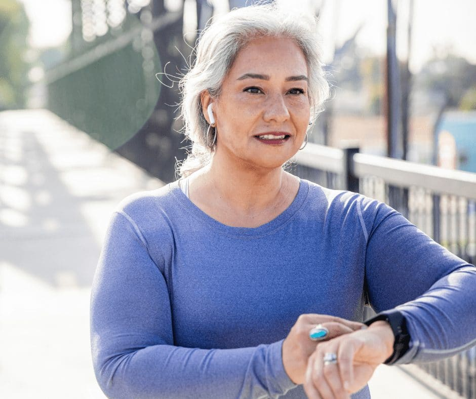 fitness trackers for women over 50