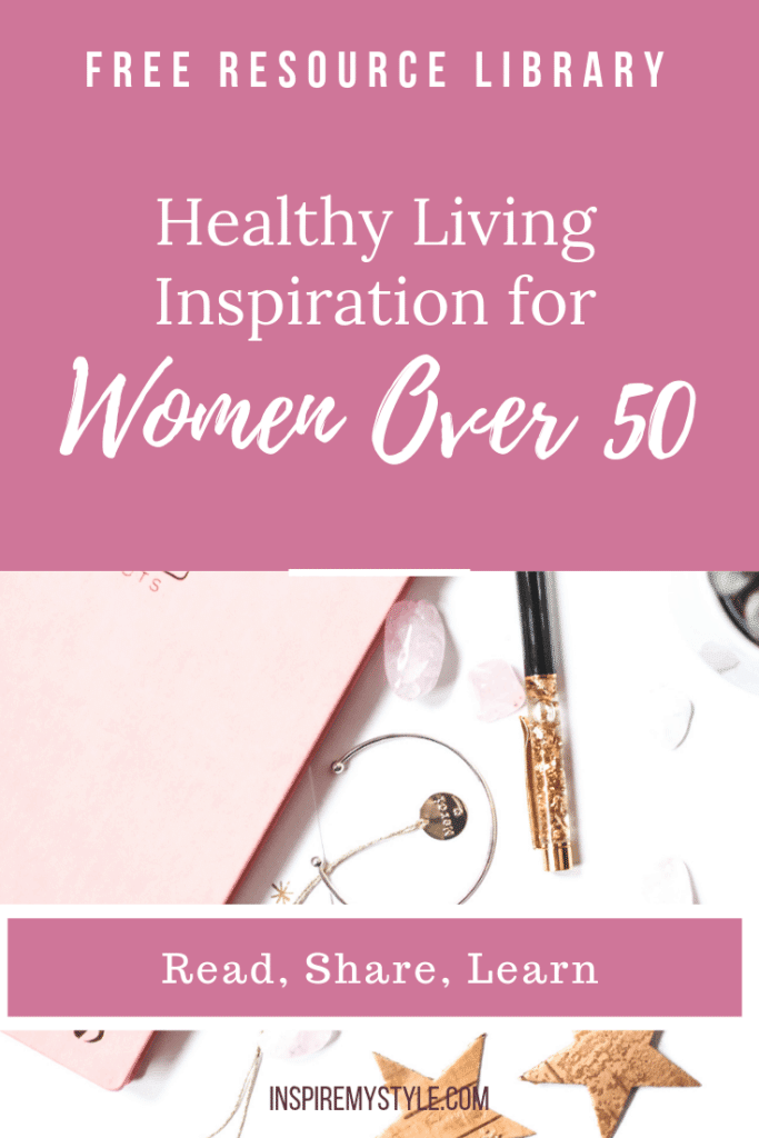 Free resource library for women over 50