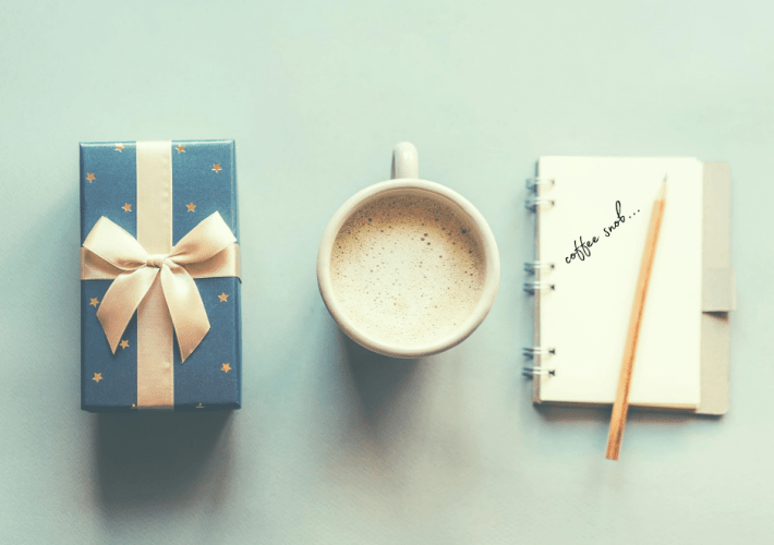 unique gifts for coffee snobs