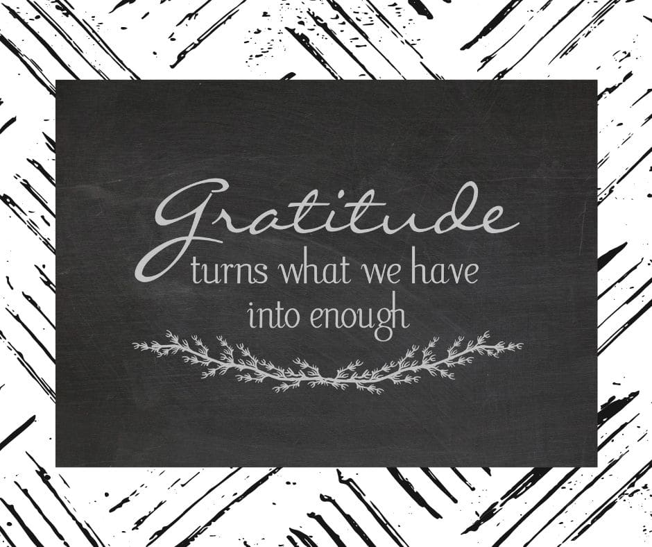 quote about gratitude