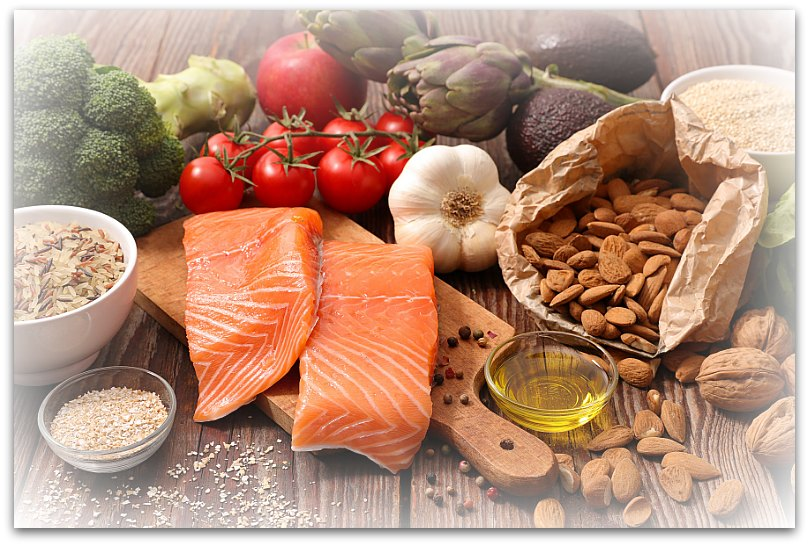 Proper nutrition and healthy eating to live a long happy life