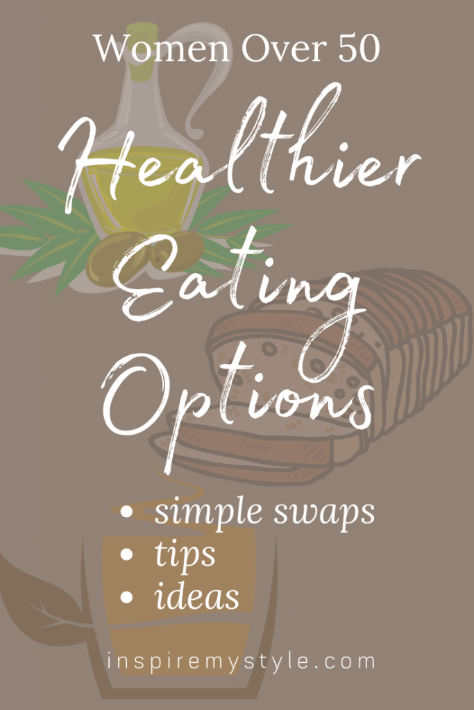 healthier eating options for women over 50