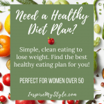 Five healthy diet plans for women over 50