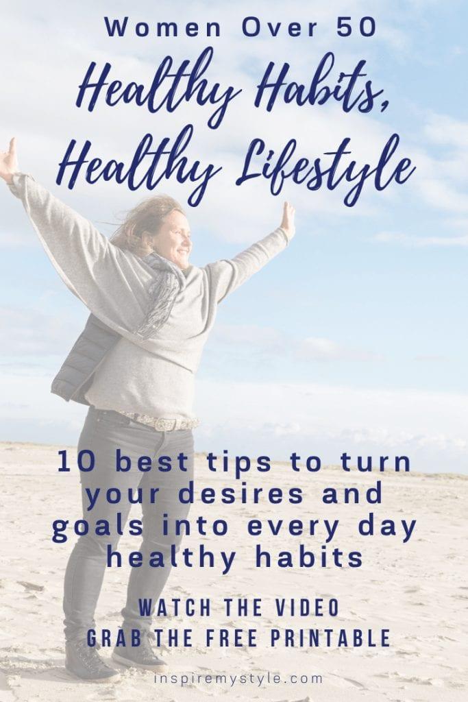 10 healthy behaviors