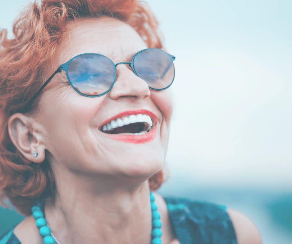 healthy lifestyle components for women over 60