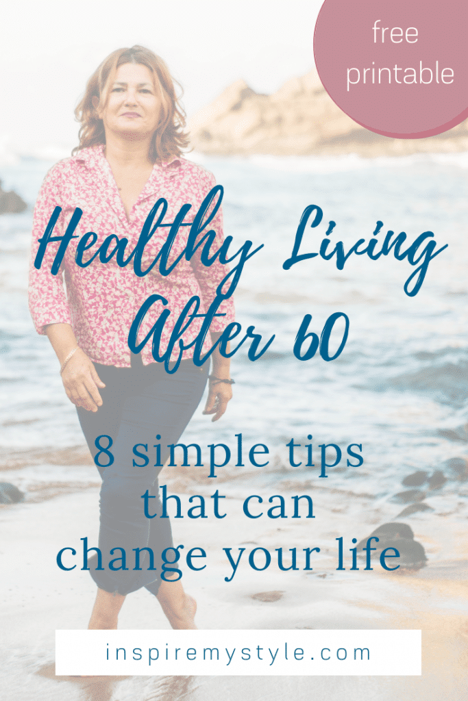 healthy living after 60