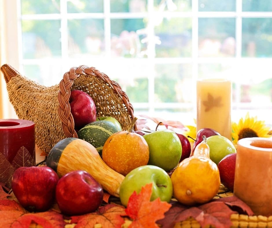 healthy superfoods to eat in the fall