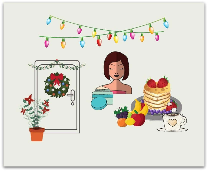 Holiday brunch ideas and more - a time to celebrate