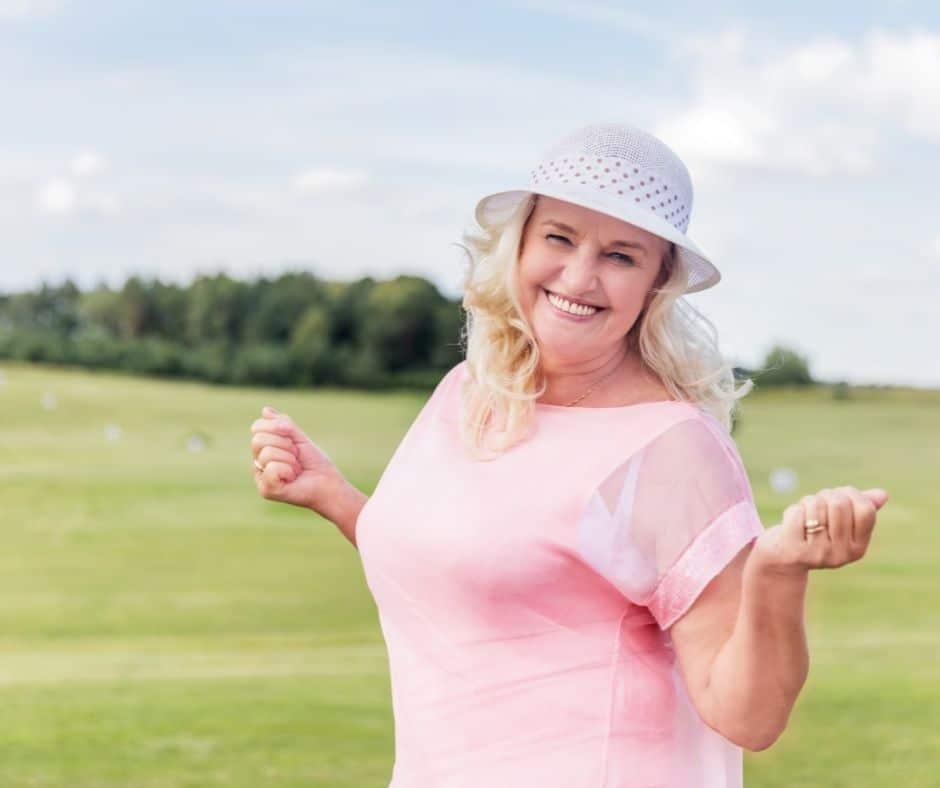 how does a woman's body change in her 60s?