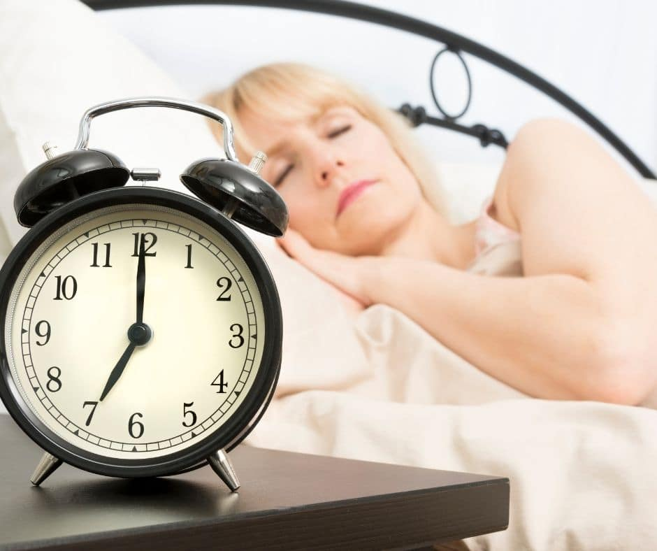 how much sleep do we need as we get older?