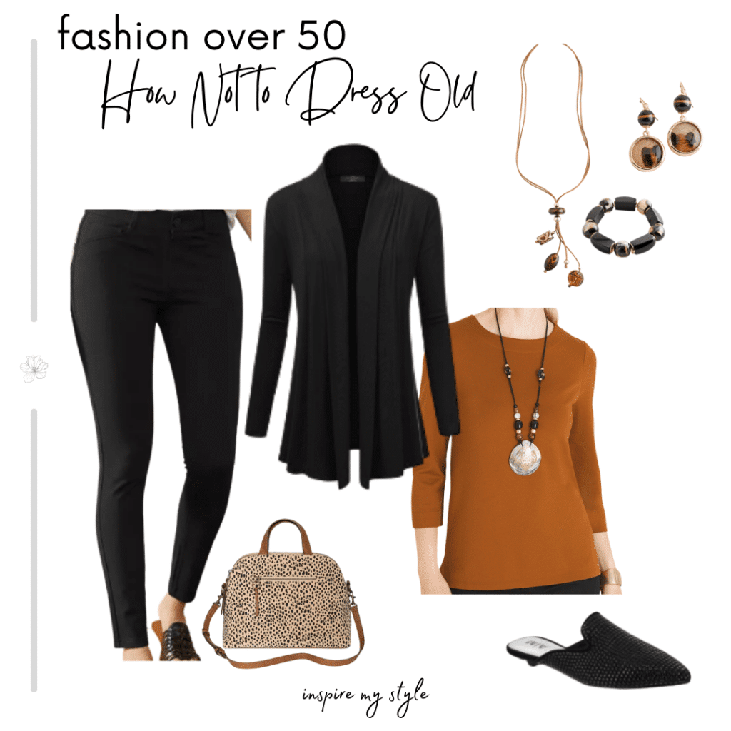 casual fashion for women over 60 f