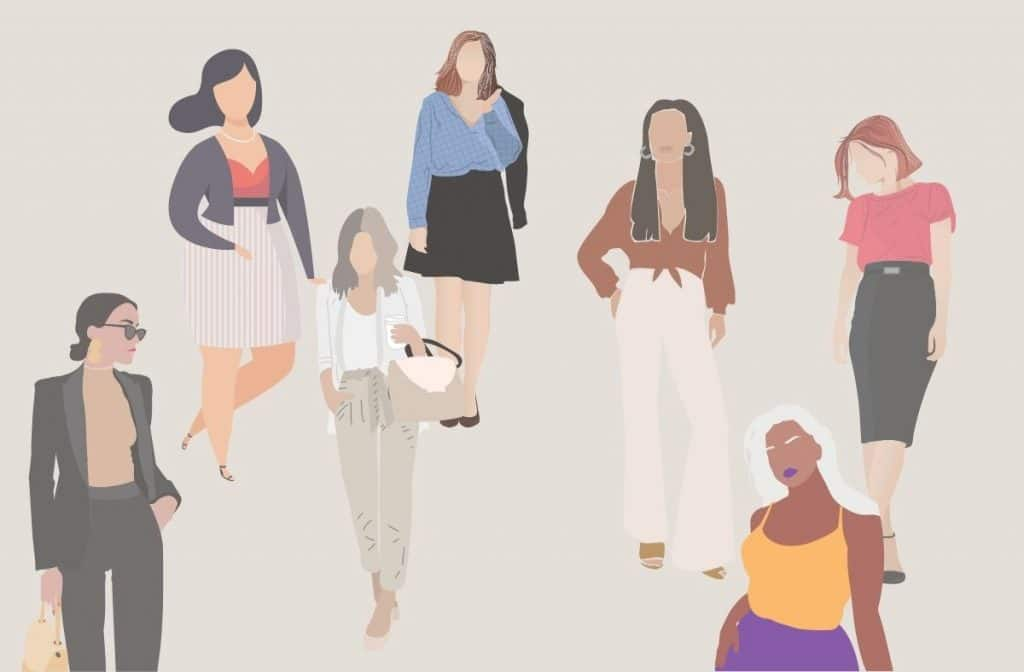 how not to look frumpy after 50 - 5 best style tips