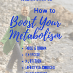 How to boost metabolism after 50