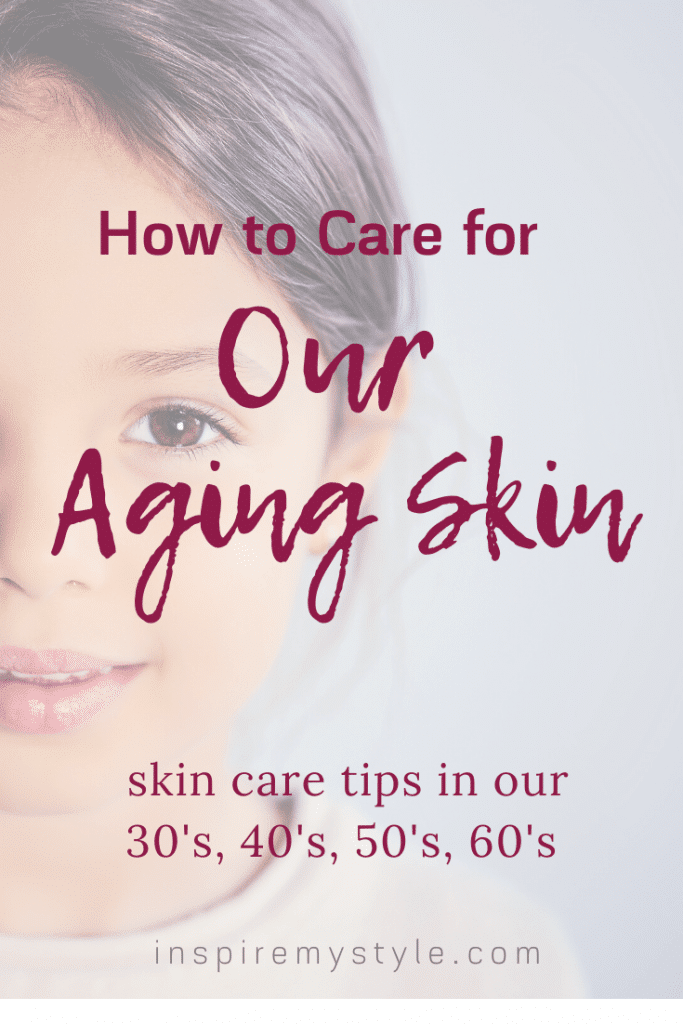 what happens to skin as we age