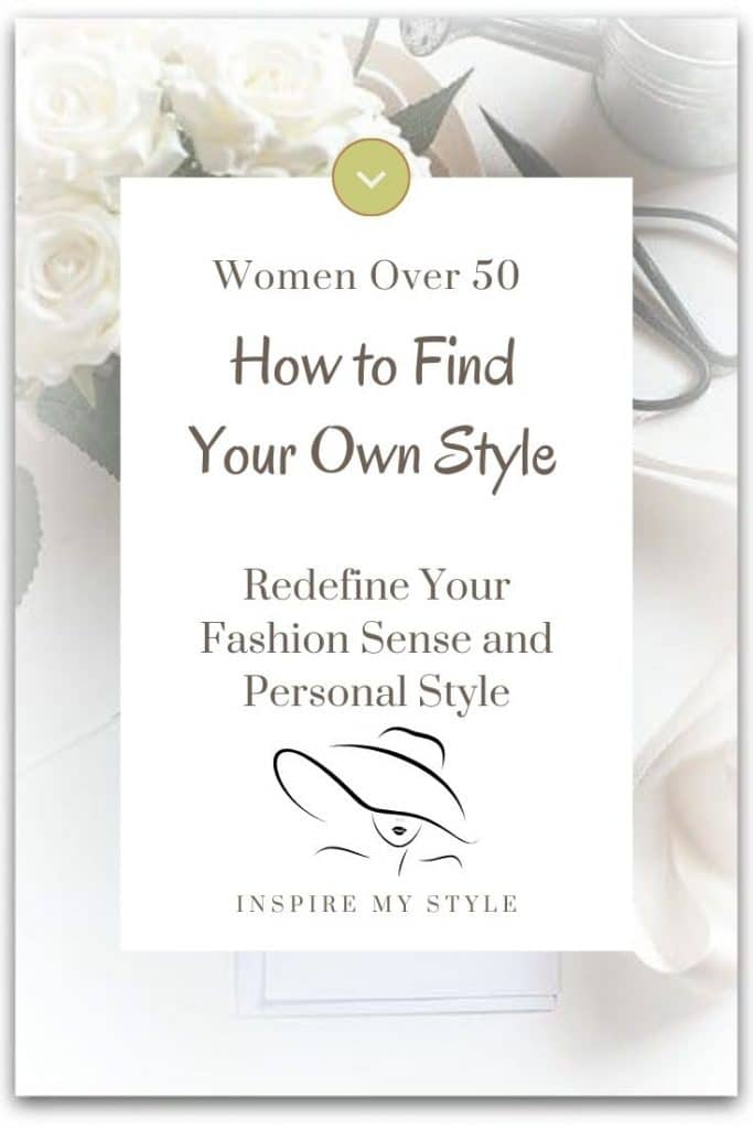 redefine your fashion sense after 50