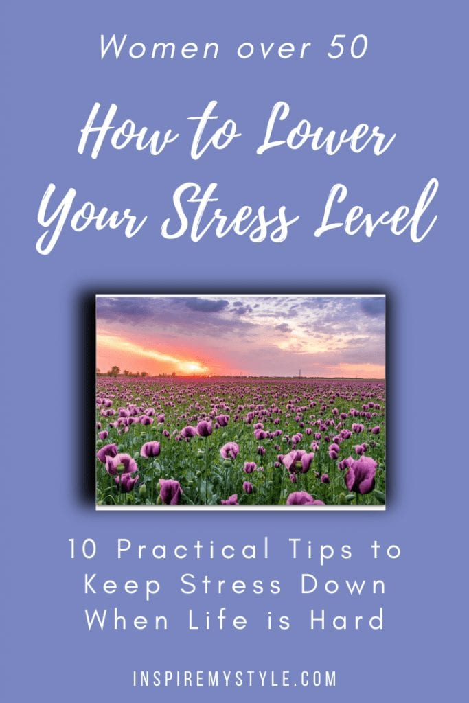 how to keep stress under control