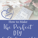 how to make the perfect DIY self care kit