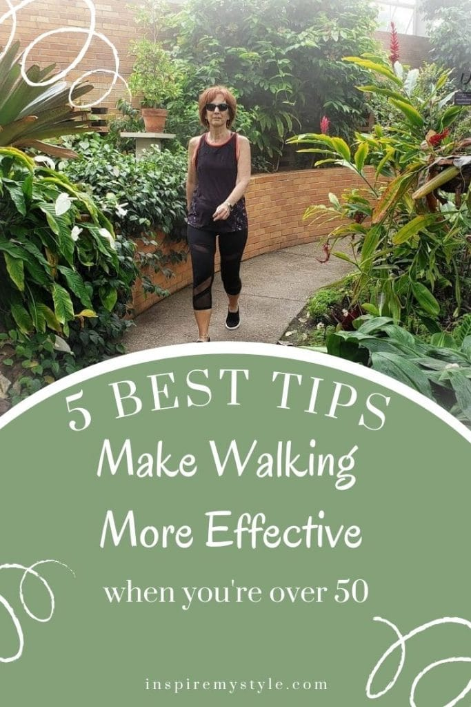 make your walking workouts more effective with these 5 tips