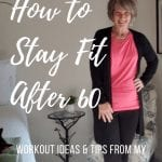 workout for a 60 year old femals