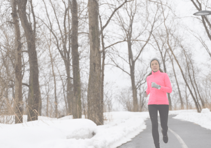 how to stay fit in winter