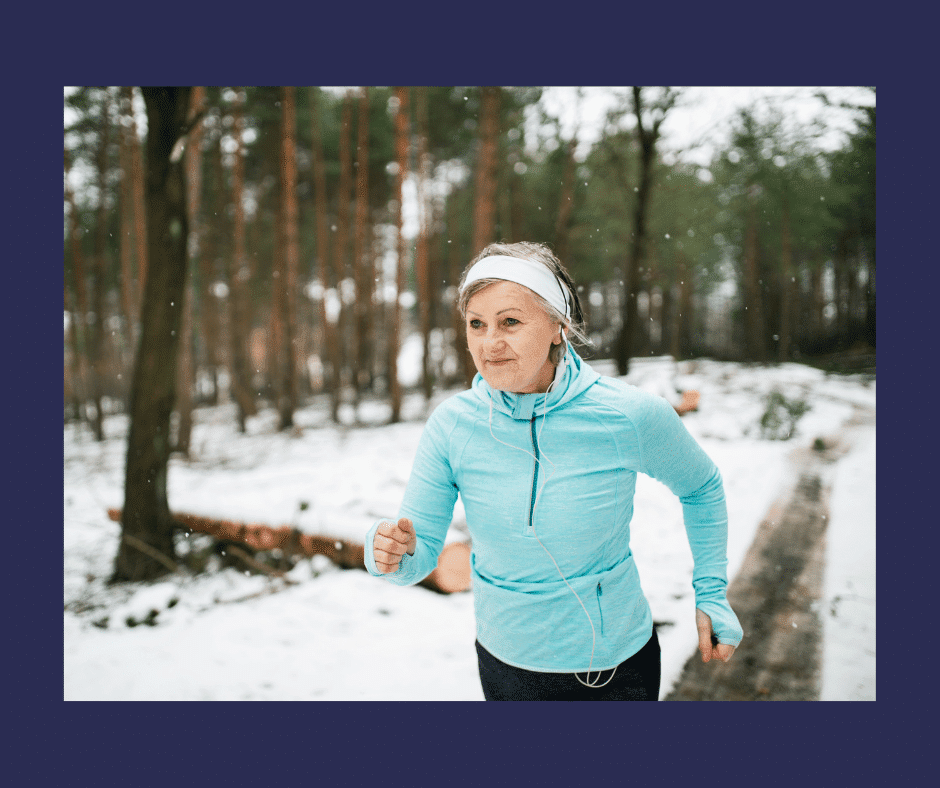 how to stay fit in winter after 50