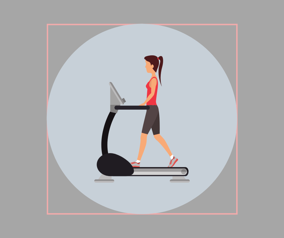 how to use a treadmill to lose belly fat the right way