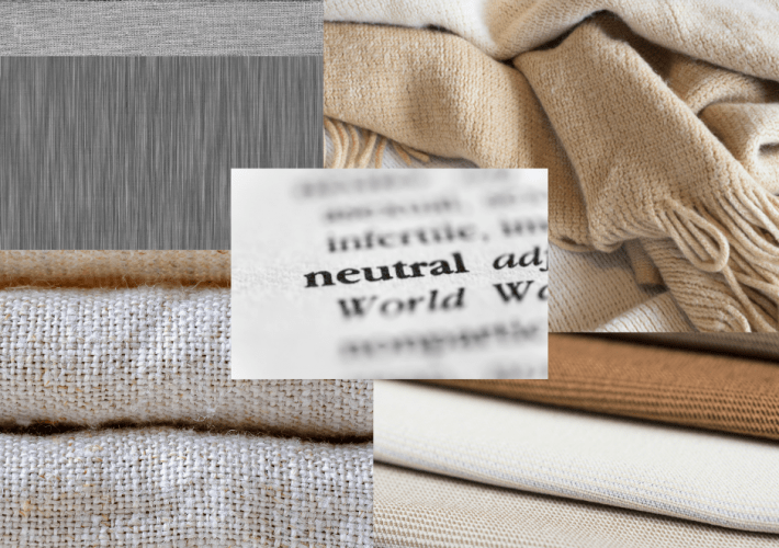 how to wear neutral colors after 50