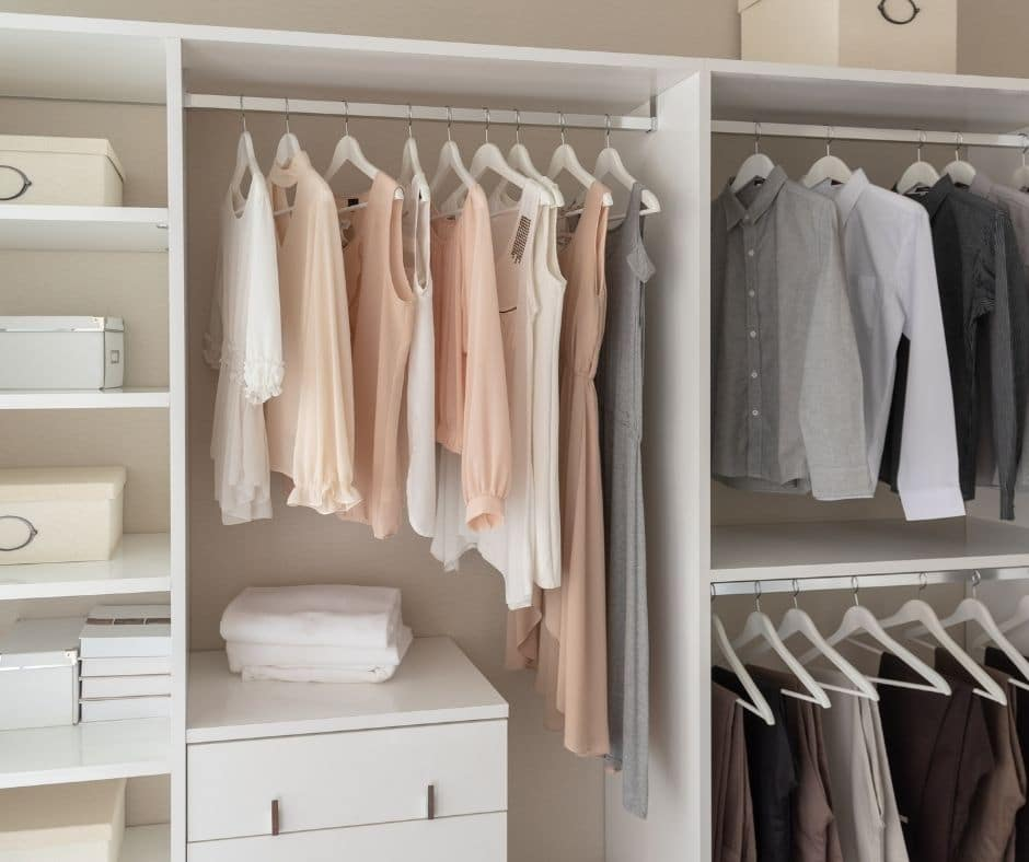 inventory your summer clothes before putting them away until the next season