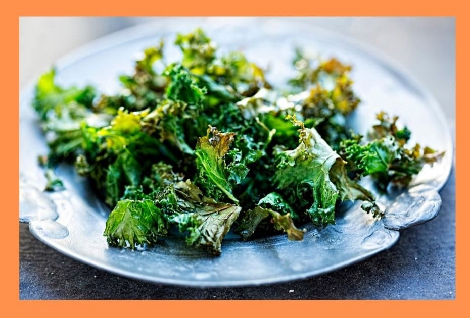 kale is a fall superfood