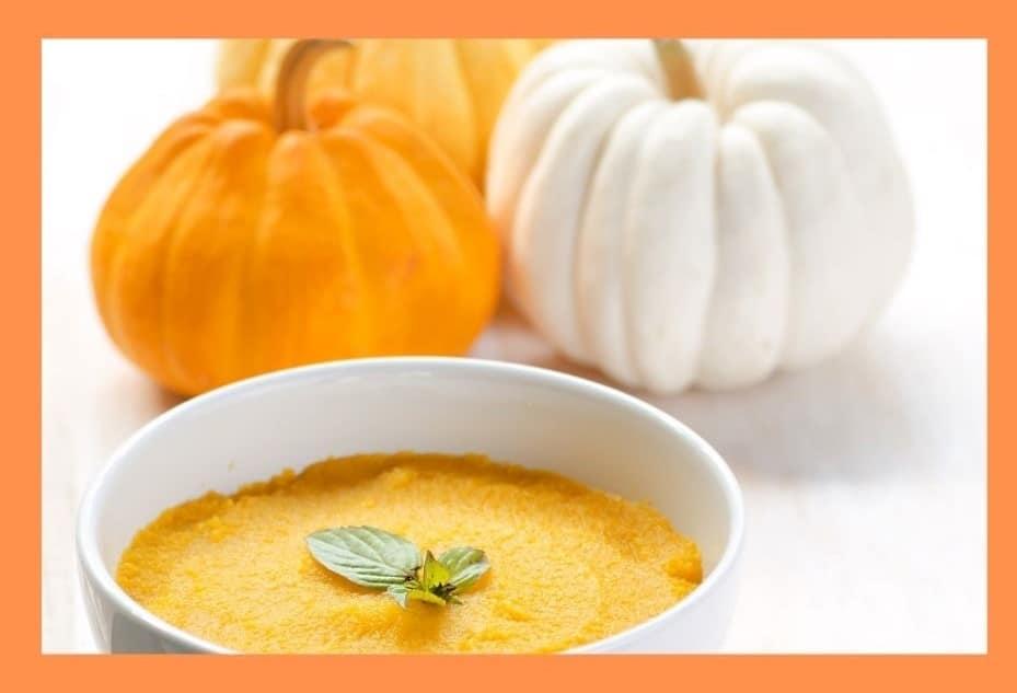 nutrients found in pumpkin