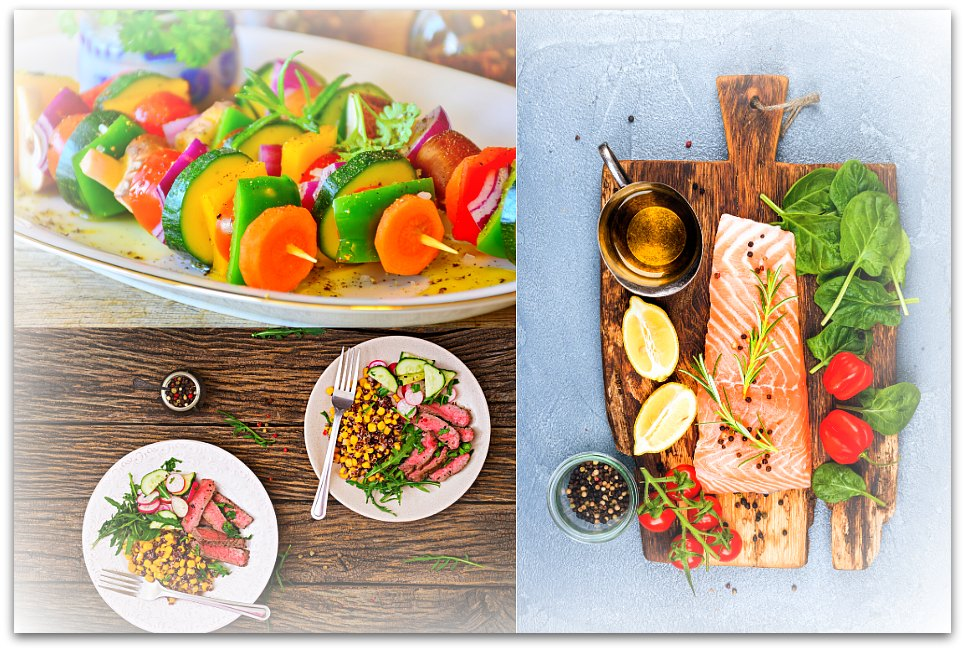 nutritious eating plans for women over 50