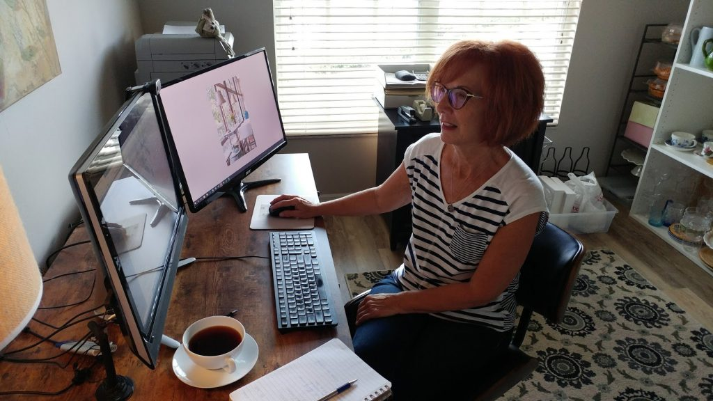 starting a business as a woman over 50