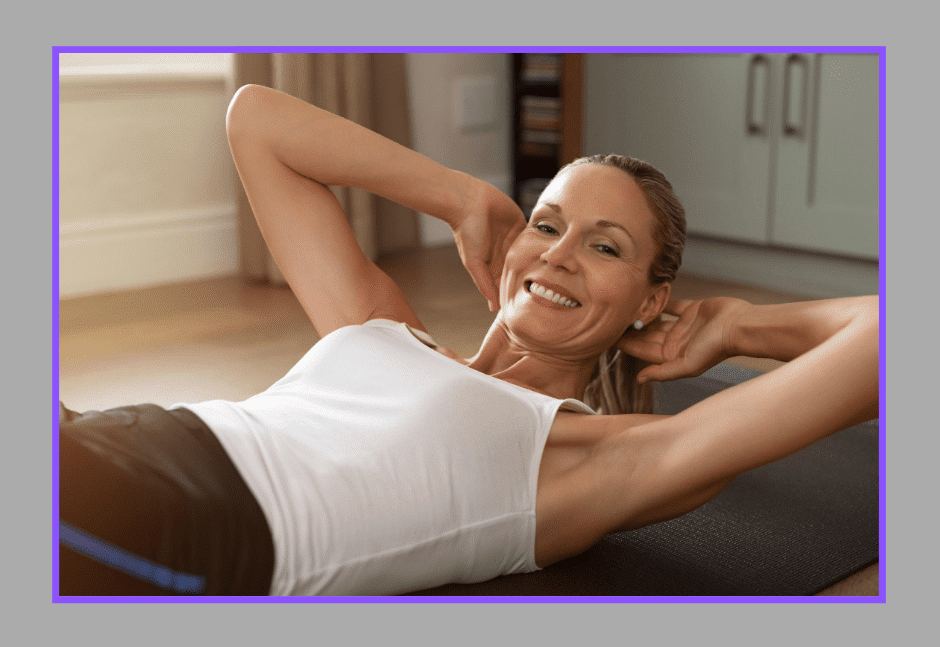 exercises to reduce back pain for women over 50