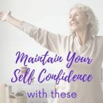 self confidence after 50 for women