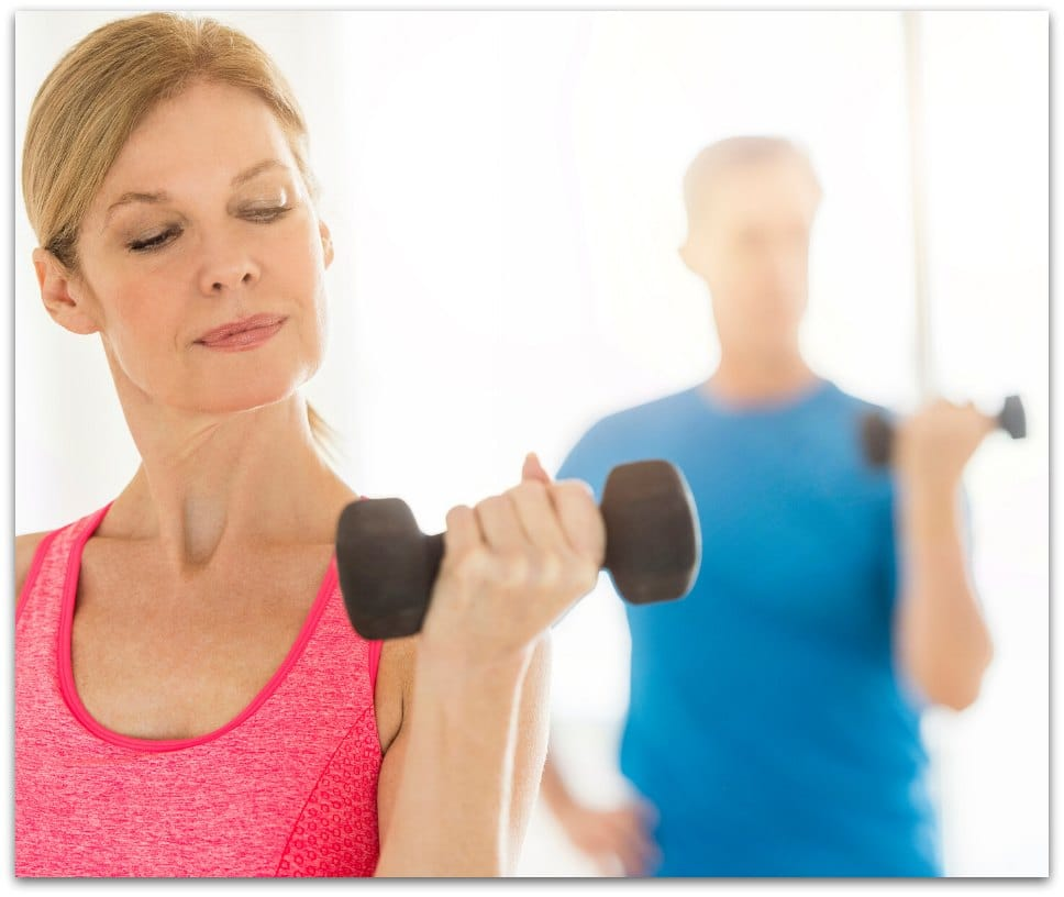 Strength training after 50