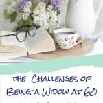 becoming a widow at 60