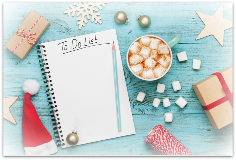 Think outside the holiday box to reduce stress and increase joy