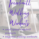 treadmill walking workouts for women over 50