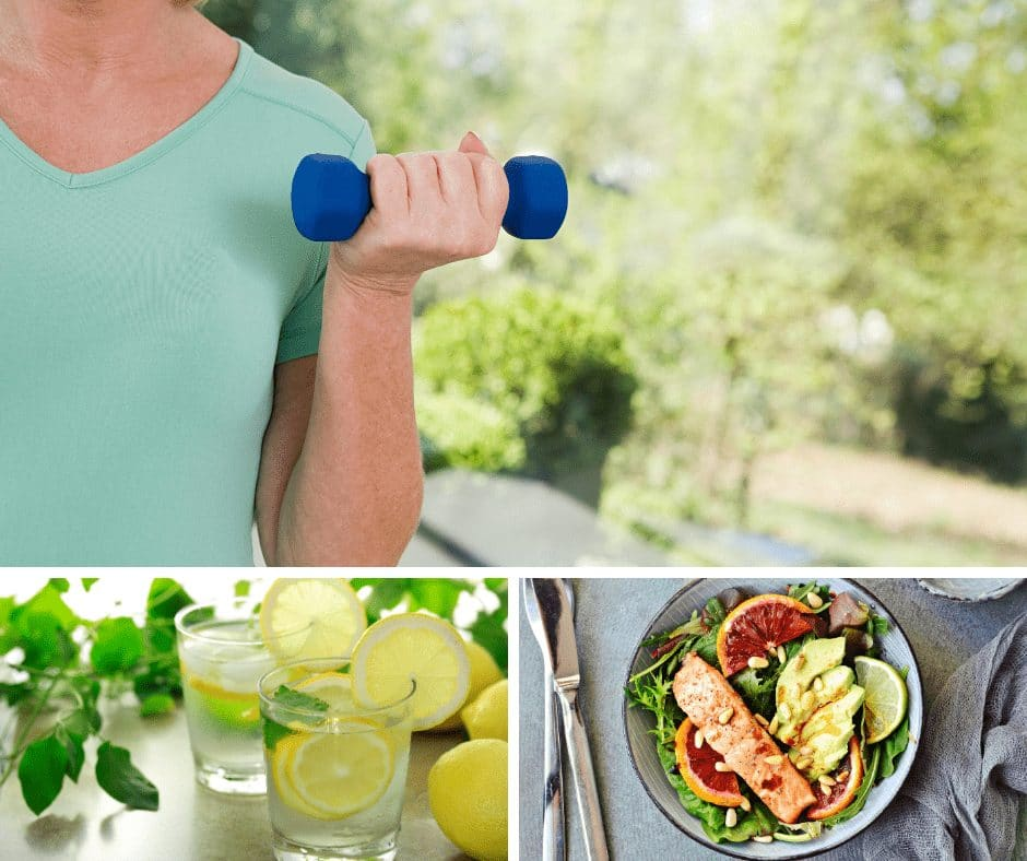 fit healthy lifestyle after 60