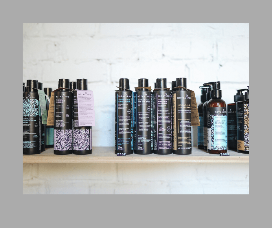 use the right hair care products for gray hair
