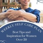best tips and inspiration for a weekly self care plan