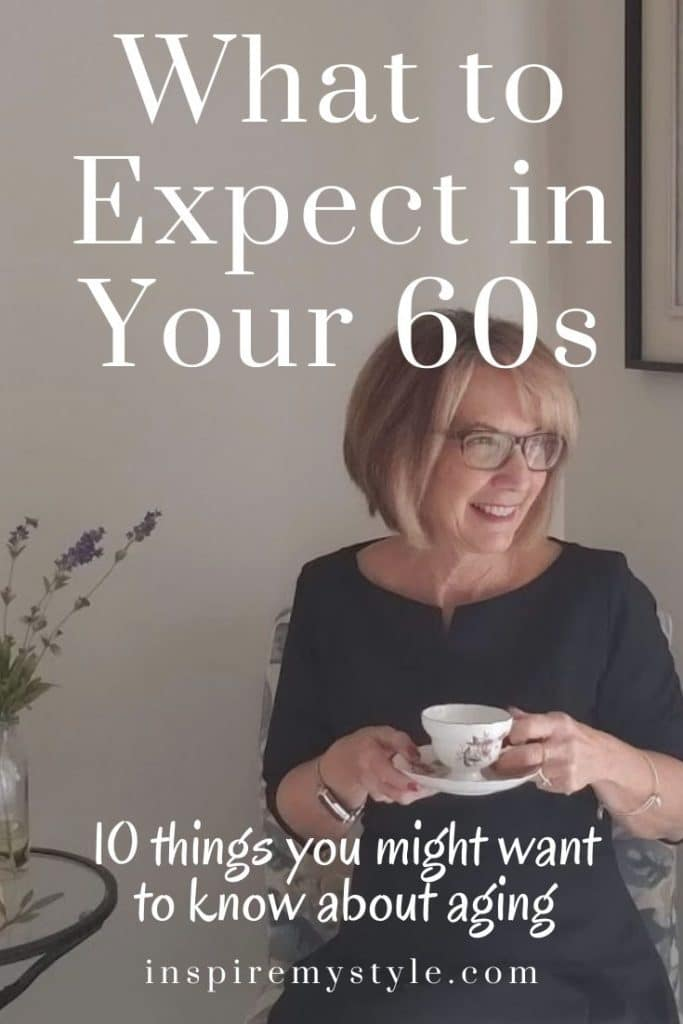 what to expect in your 60s as a woman