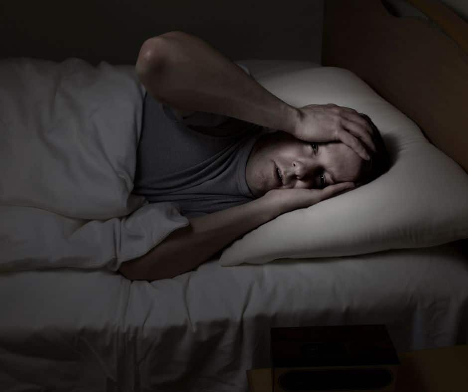 why do we have trouble falling asleep as we age?