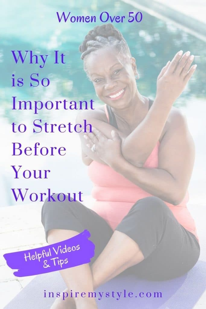 why it is so important to stretch before your workout