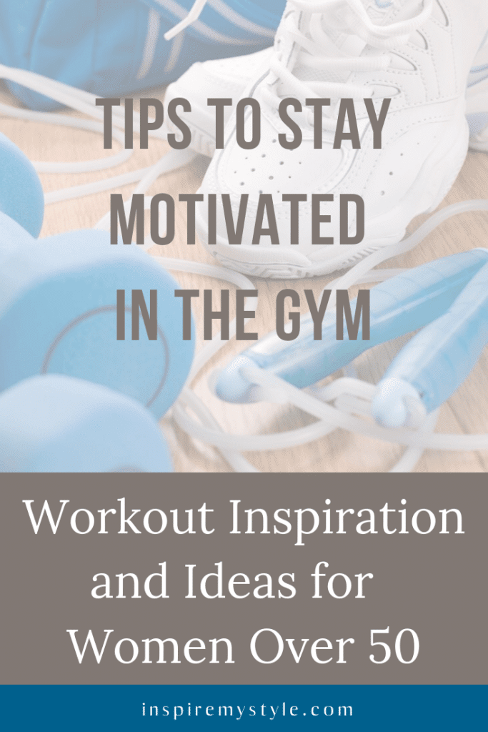 workout motivation tips for women over 50